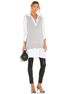 Line & Dot Lori Sweater Vest