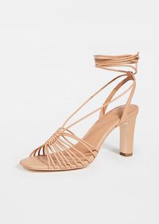 Loeffler Randall Hallie Strappy Wrap Sandals