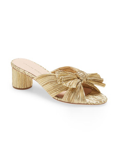 Women's Loeffler Randall Emilia Knot Slide Sandal