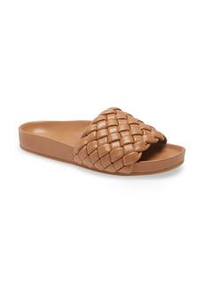 Women's Loeffler Randall Sonnie Woven Slide Sandal