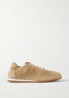 Loewe Ballet Suede Sneakers