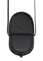 Loewe Heel Studs Leather Necklace Wallet