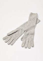 LOFT Ribbed Tech Gloves