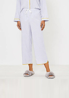 LOFT Stripe Pajama Pants