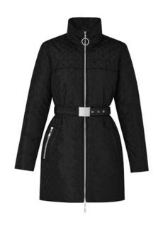 Louis Vuitton Monogram Taffetas Coat