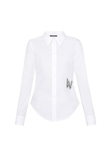 Louis Vuitton Shirt With Embroidered Patch