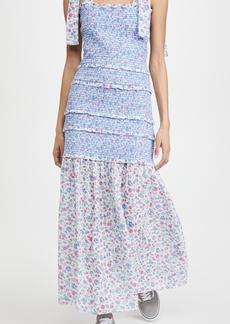 LoveShackFancy Robyn Dress