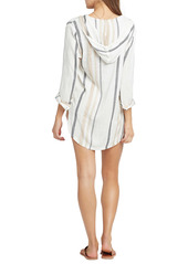 L*Space L Space Caswell Cover-Up Hooded Tunic