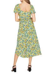 L*Space L Space Talia High/Low Wrap Dress