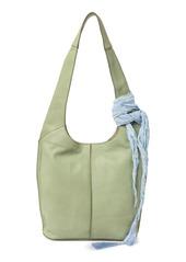 Lucky Brand Clyo Leather Hobo Bag
