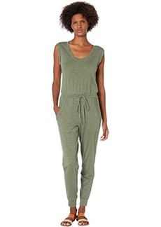Lucky Brand Easy Breezy Knit Jumpsuit