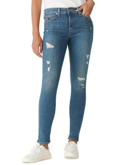 Lucky Brand Ava Distressed Super Skinny Jeans