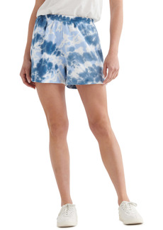Lucky Brand Chill at Home Cotton Fleece Shorts