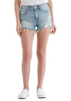 Lucky Brand Cut Off Shorts (Dusk)