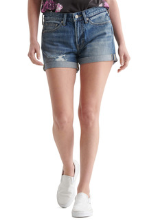 Lucky Brand Denim Boy Shorts (Gale)