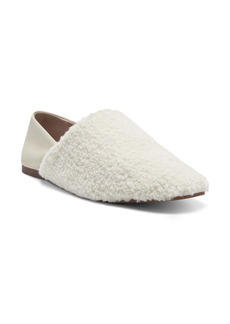 Lucky Brand Dichi Faux Fur Loafer (Women)