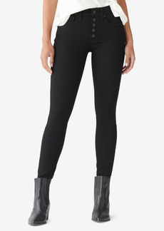 Lucky Brand Mid-Rise Ava Skinny Jeans