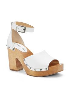 Lucky Brand Nelora Ankle Strap Platform Sandal (Women)