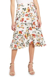 Lucky Brand Sadie Wrap Skirt