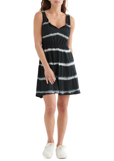 Lucky Brand Sleeveless Babydoll Dress