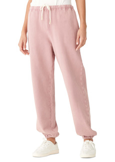 Lucky Brand Sueded Terry Joggers