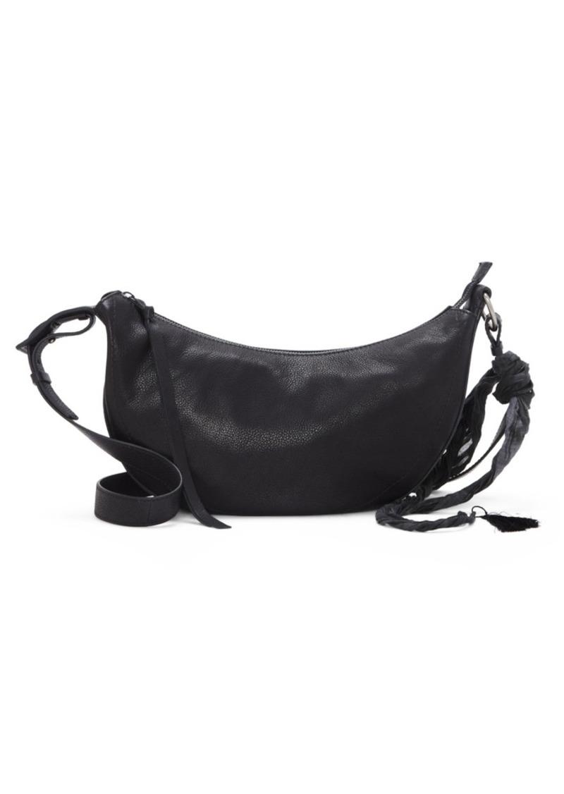 Lucky Brand Women's Idah Leather Crossbody Handbag
