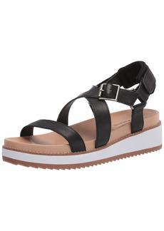 Lucky Brand Women's IDENIA Wedge Sandal