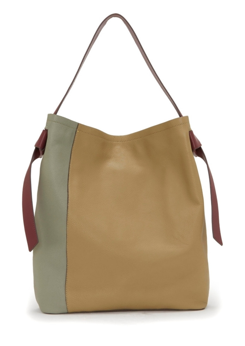 Lucky Brand Women's Jeun Leather Hobo Handbag