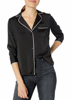 Lucky Brand Women's Maggie Pajama Top  S