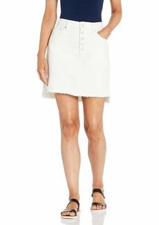 Lucky Brand Women's Mid Rise Mini Skirt