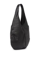 Lucky Brand Mia Leather Hobo Bag