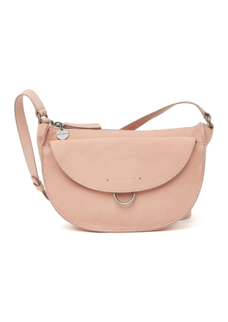 Lucky Brand Vala Leather Crossbody Bag