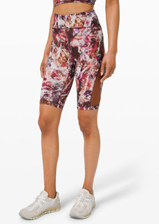 Lululemon Everlux™ and Mesh High-Rise Short 10""