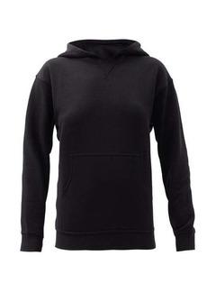 Lululemon All Yours cotton-blend jersey hooded sweatshirt