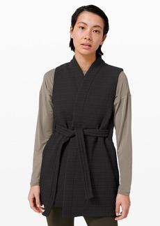 Lululemon Serene Travels Vest