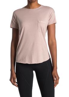 Maaji Crucial Lotus High/Low Pocket T-Shirt