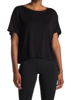 Maaji Daylight Boxy Boatneck T-Shirt