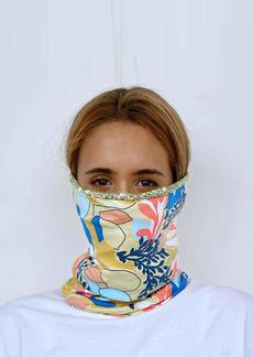 Maaji womens Tube Scarf Protective Mask   US