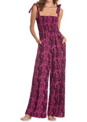 Maaji Edenic Dreamer Cover-Up Jumpsuit
