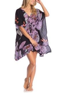 Maaji Paradise Sunset Caftan Cover-Up Dress