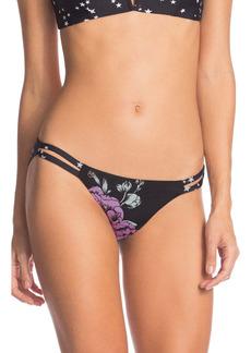 Maaji Reversible Starry Verona Split Straps Bikini Bottoms