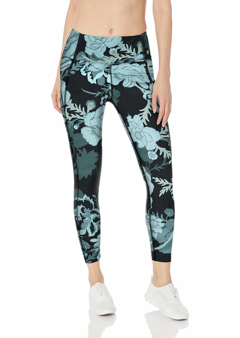 Maaji Women's Dazeful Printed High Rise 7/8th Legging