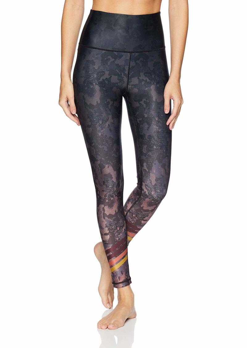 Maaji Women's Native Printed Reversible High Rise 7/8th Legging fig