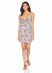 Maaji Women's Printed Short Dress Cover Up