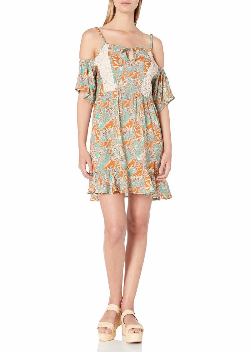 Maaji Women's Sun Garden Royal Cover-up Dress  S
