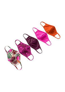 Maaji Rose Rainwear Calm 5-Pack Masks