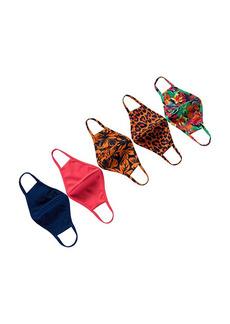 Maaji Wild Safari Calm 5-Pack Masks
