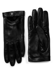 Mackage Gabia Lambskin Leather Tech Gloves