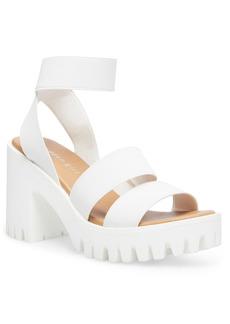 Madden Girl Soho Lug Sole Sandals