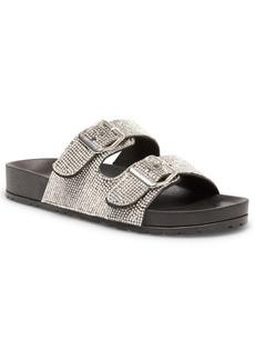 Madden Girl Teddy Footbed Sandals